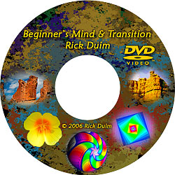 Beginner's Mind & Transition